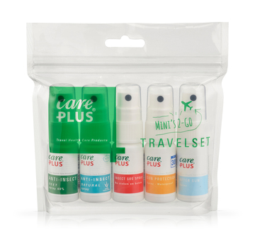 Travel set Deet sprays